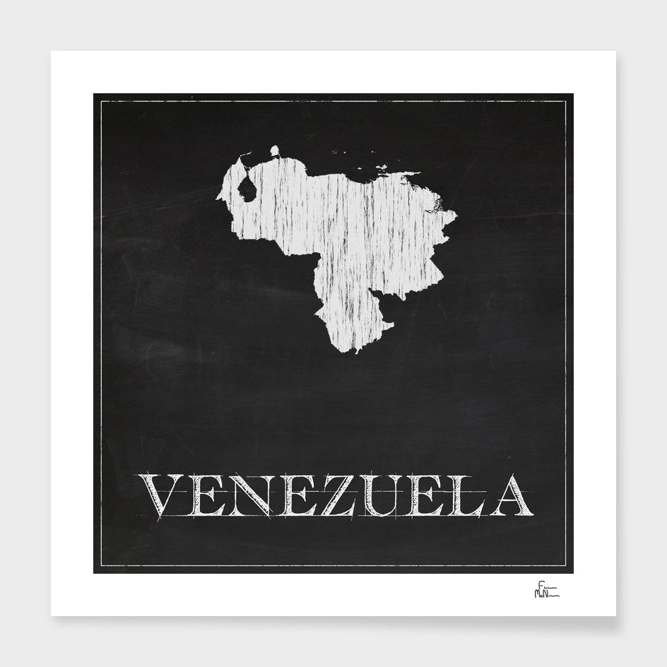 Venezuela - Chalk