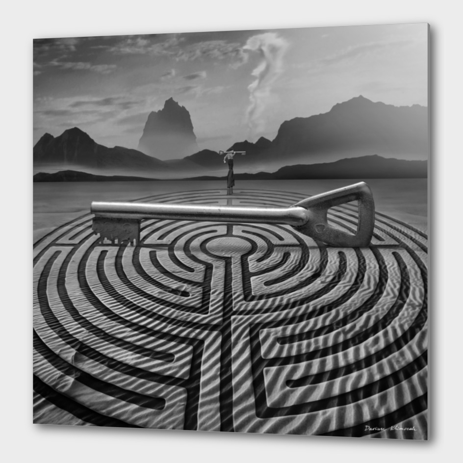 Key to the Labyrinth