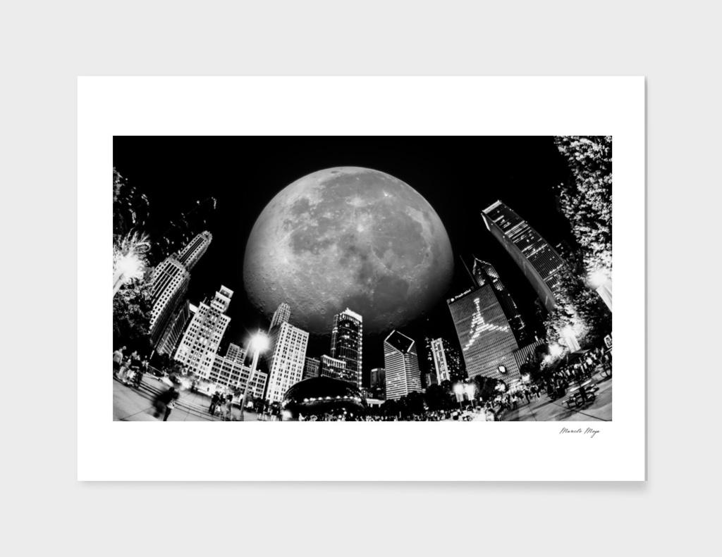 Chicago Big Moon