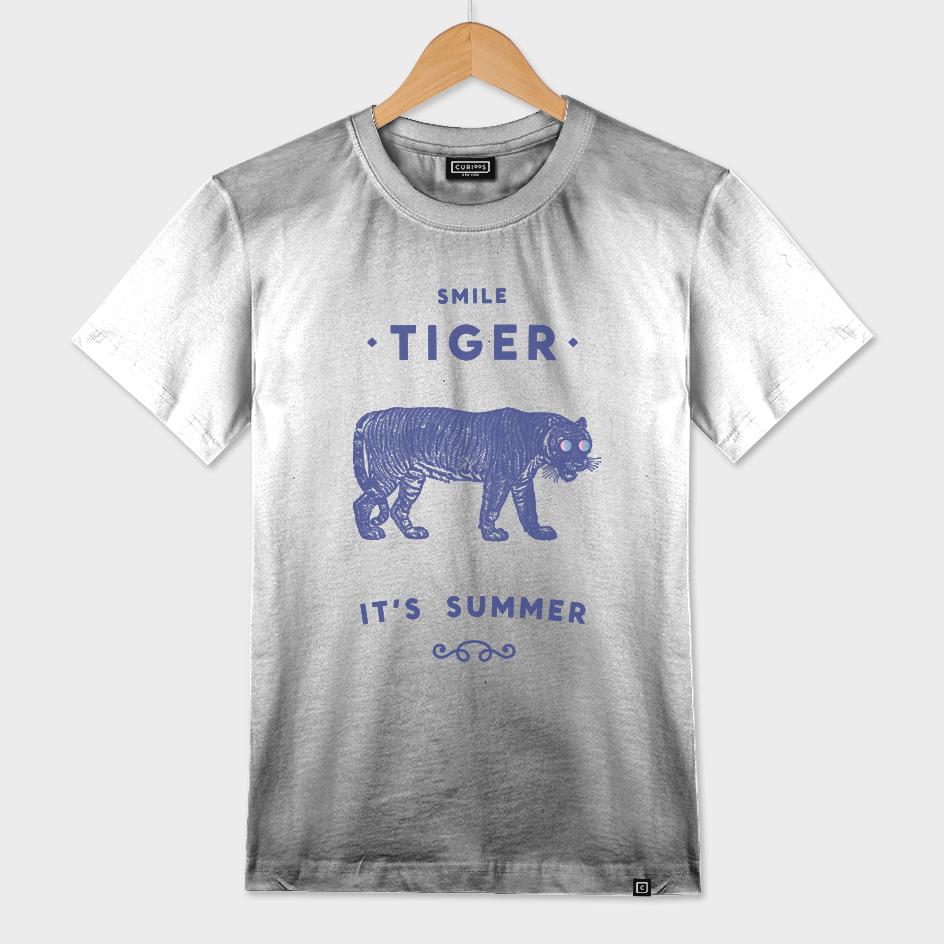 Smile Tiger it's summer