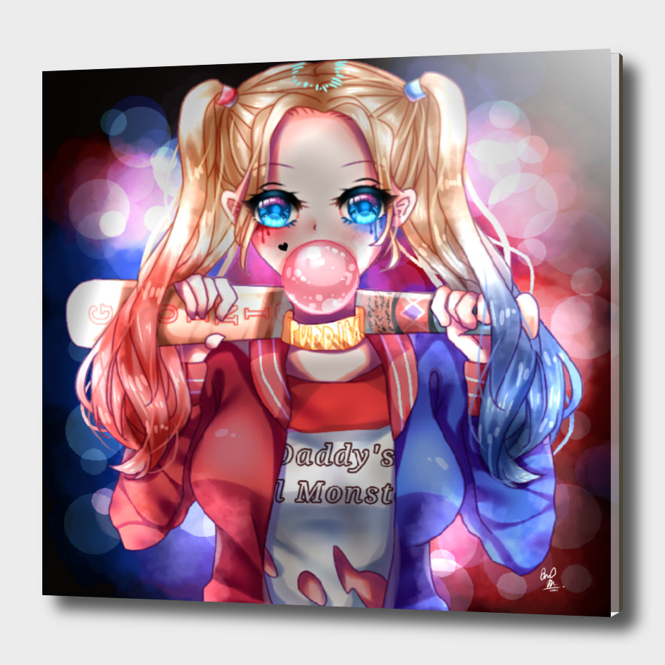 Harley Quinn FanMerch