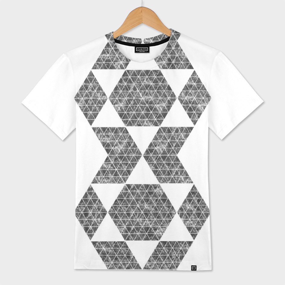 Abstract Geometric | retro style no. 5