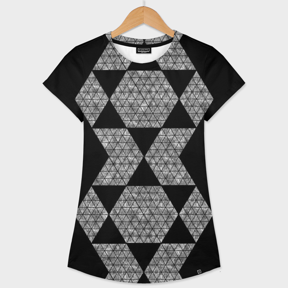 Abstract Geometric | retro style no. 6