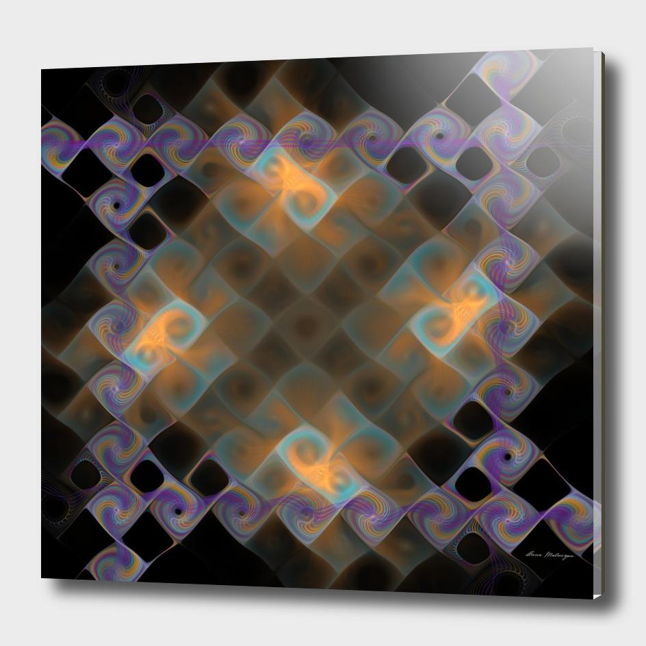 Plasmatic fractal