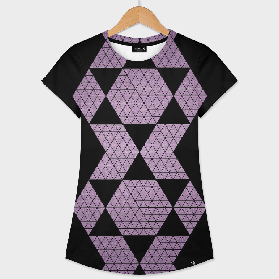 Abstract Geometric | retro style no. 2