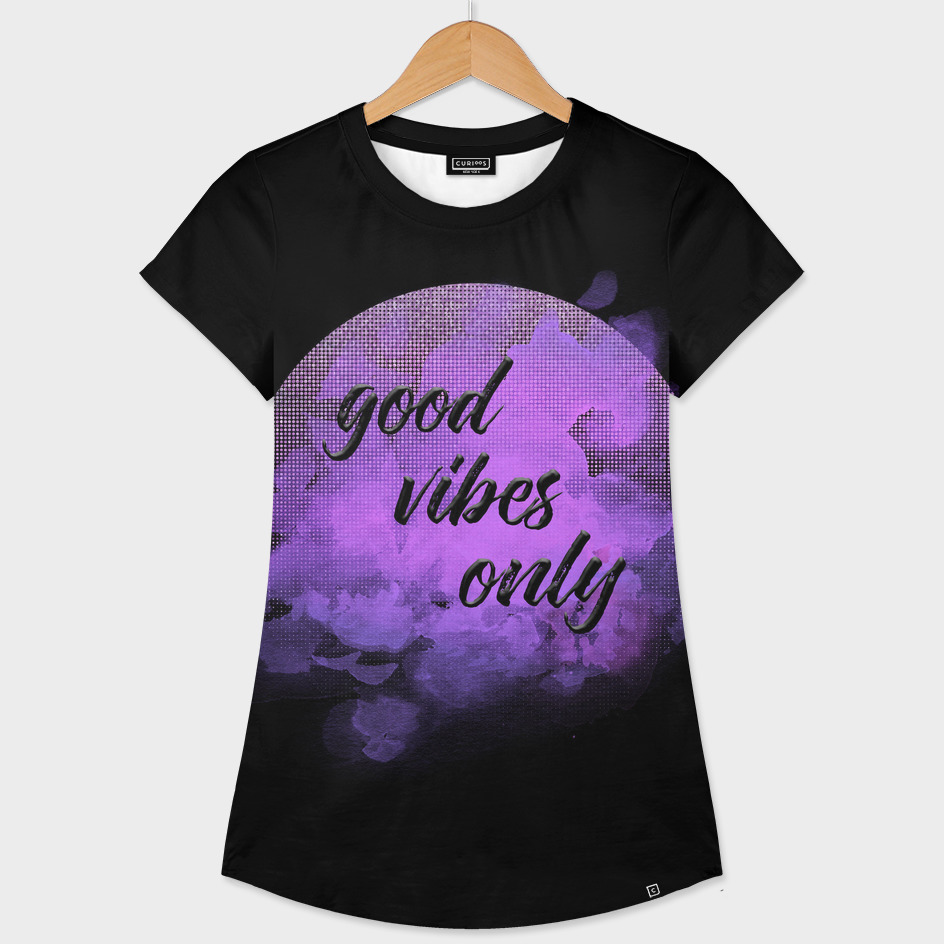 Trendy Phrases | good vibes only no. 2