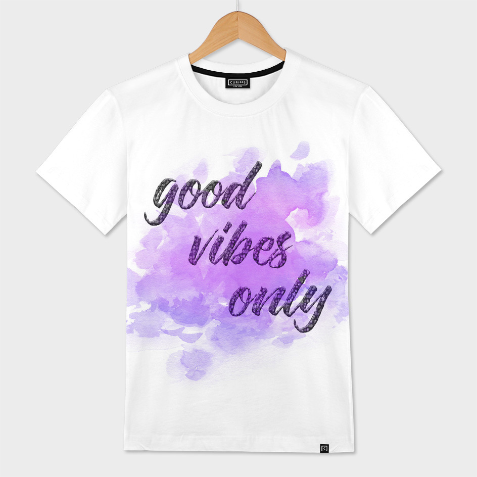 Trendy Phrases   good vibes only no. 1