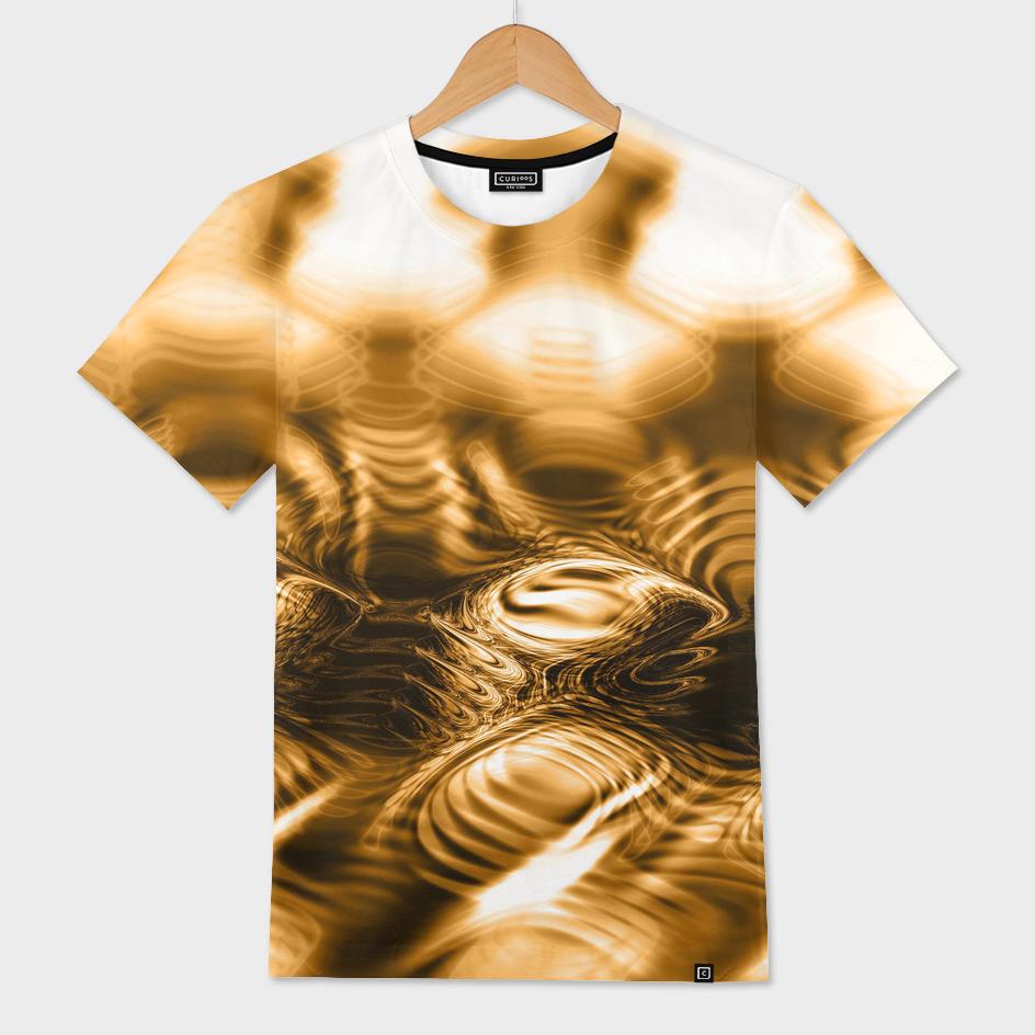 Gold Undulate