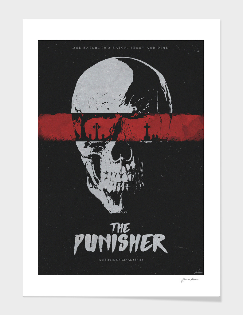 One Bad Day Away - The Punisher