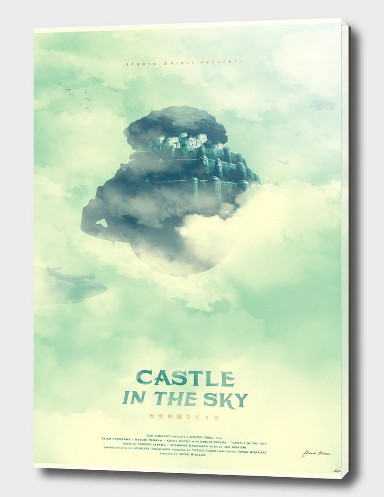Spirit of Strength - Castle in the Sky