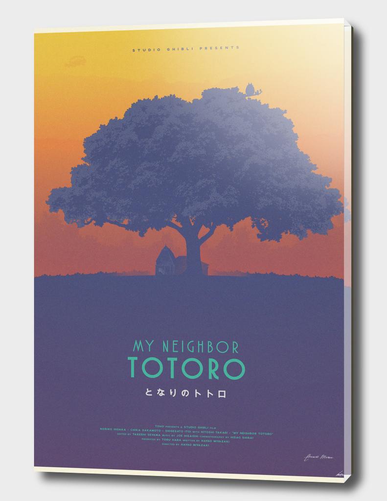 Spirit of the Tree - My Neighbor Totoro