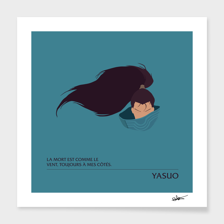 Yasuo - Disgracié