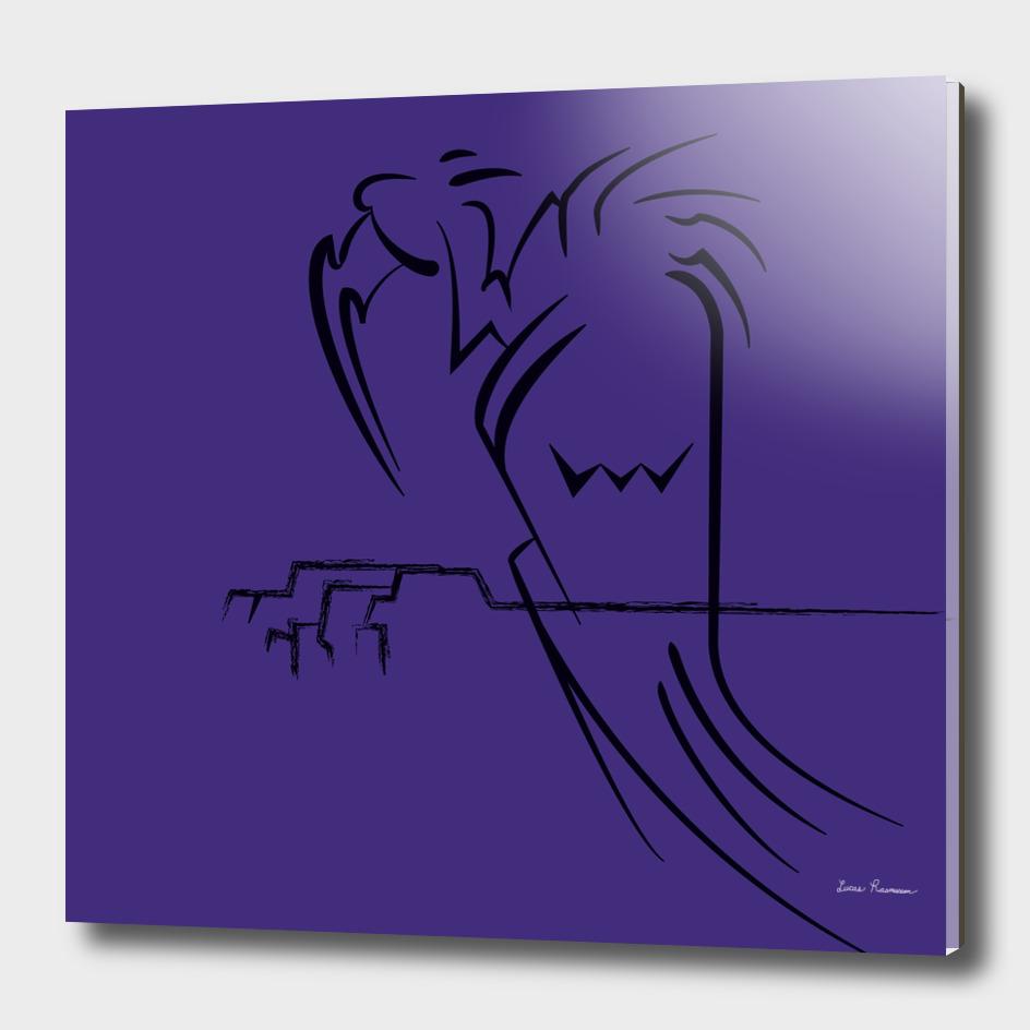 Royal Vulture