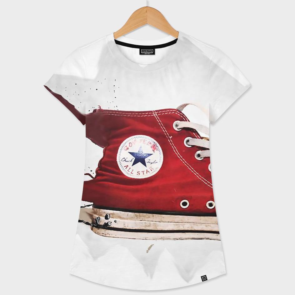 Grunge Sneaker Splat