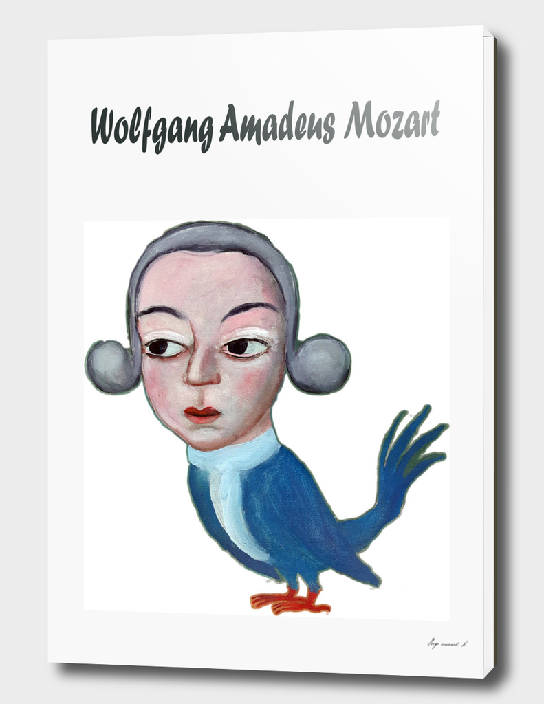 Mozart bird