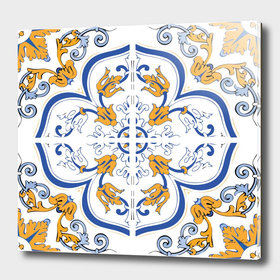 Azulejo Portugues 1