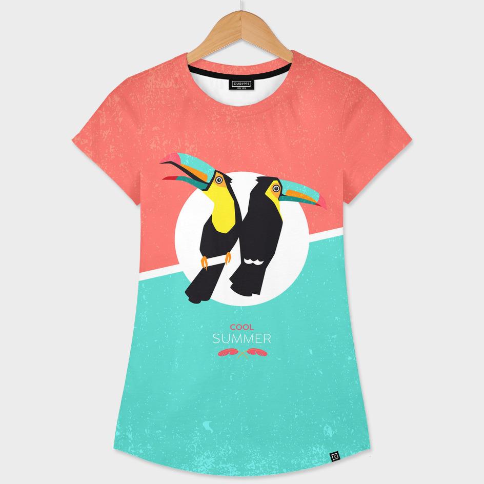 Cool Summer Toucans
