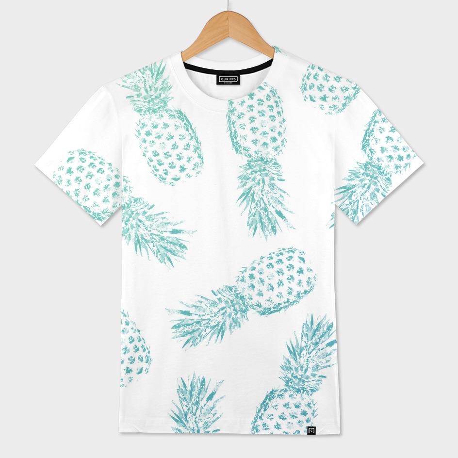 Pineapples Blue