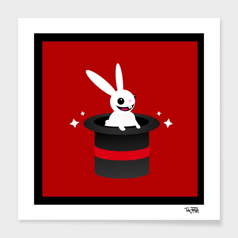 ToonyThings™ Series- Magic Rabbit Hat