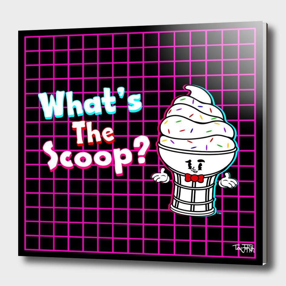 ToonyThings™ Series- What's the Scoop?