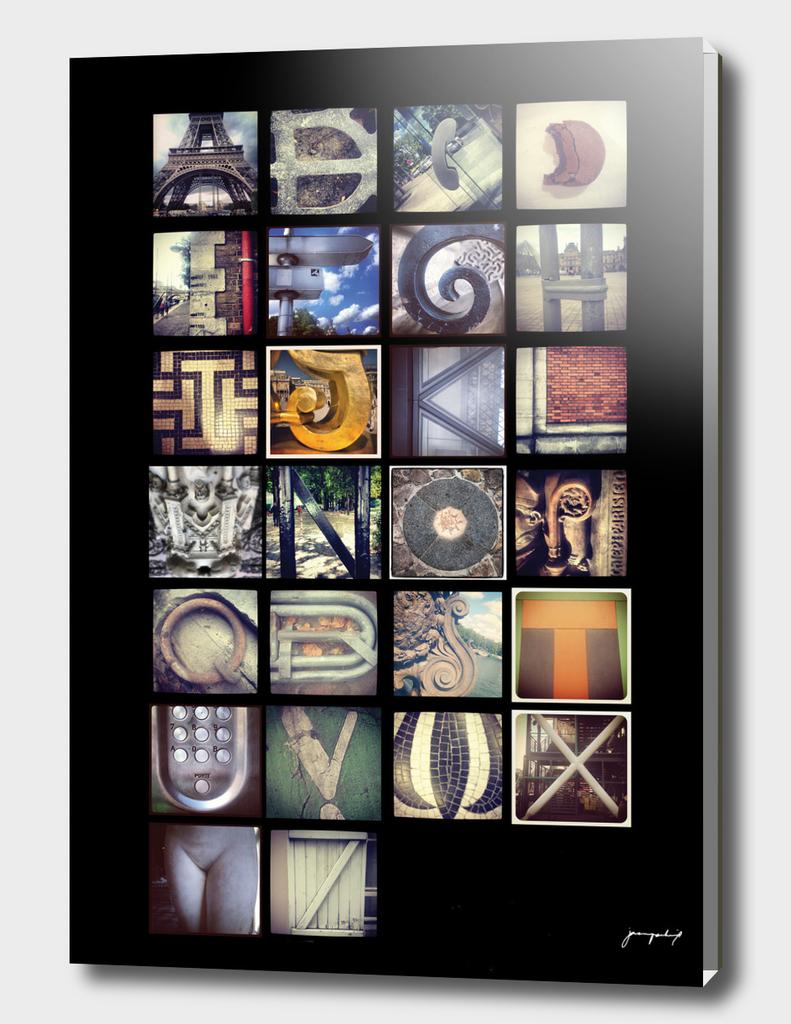 Alphabet City: Paris