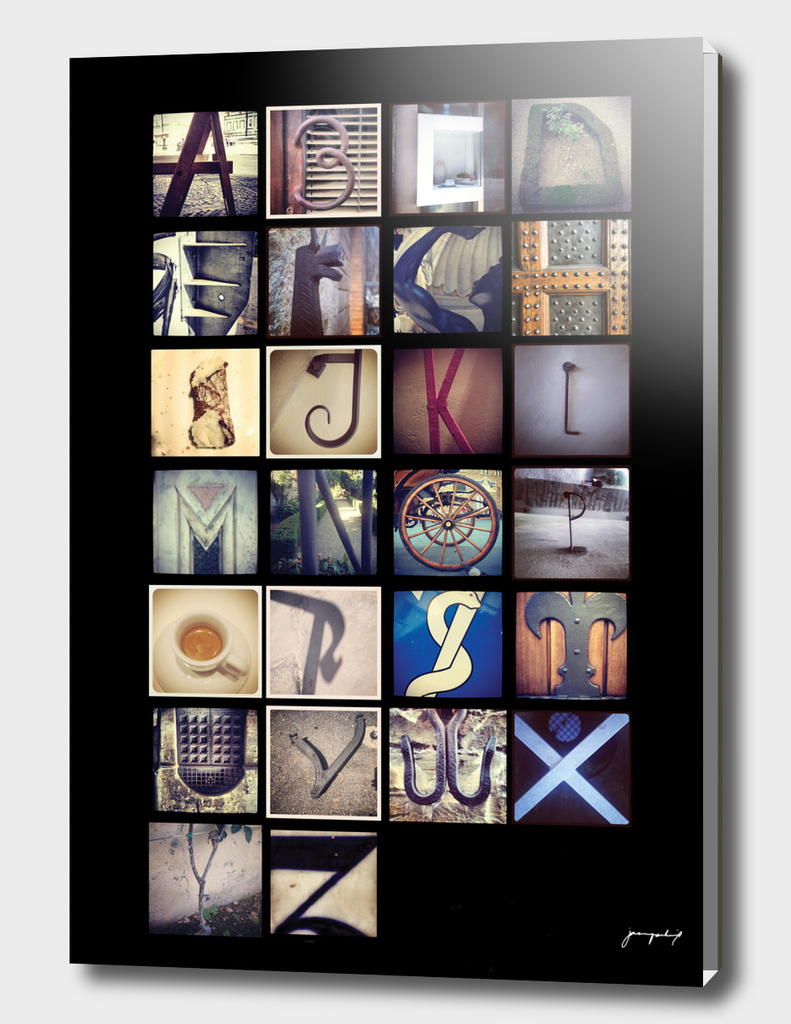 Alphabet City: Italy