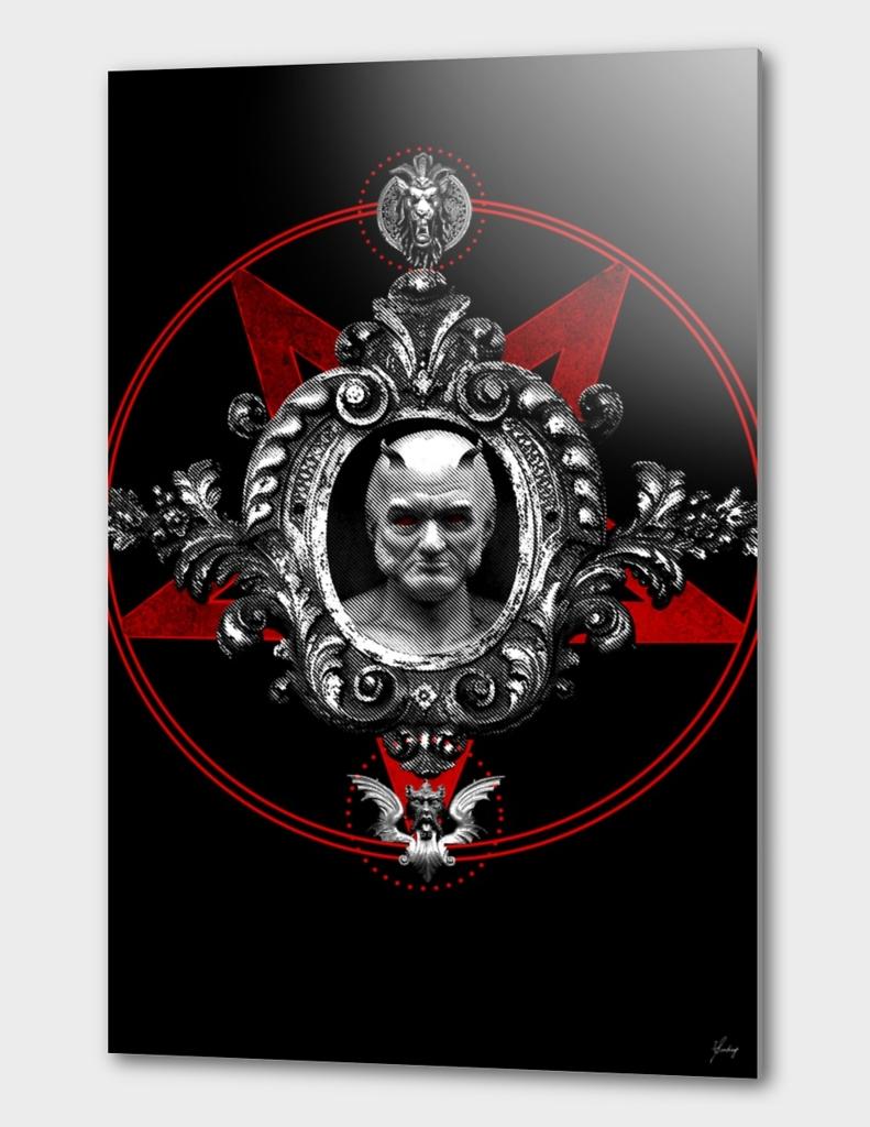 Portrait of Evil