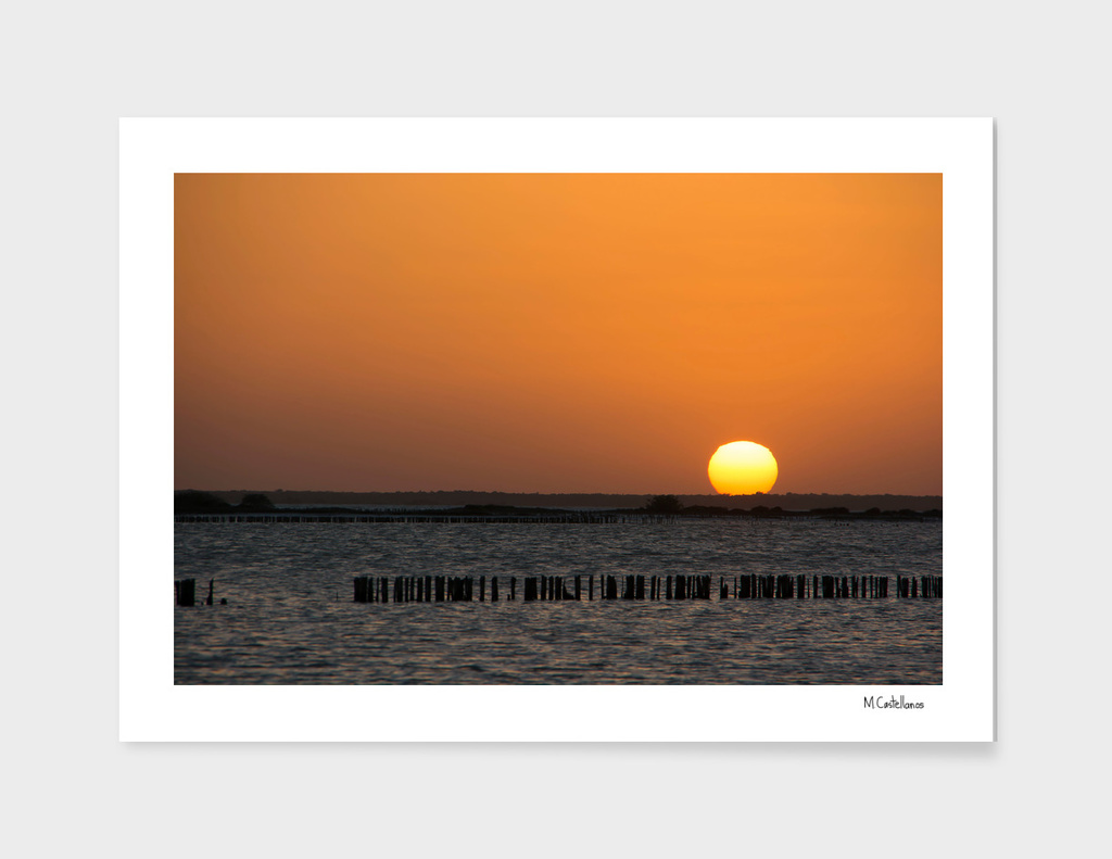 Sunset Yucatan
