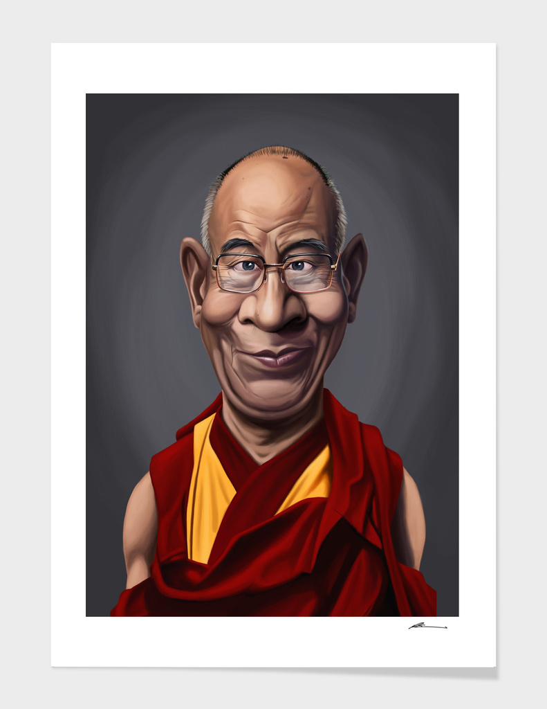 Celebrity Sunday - Dalai Lama