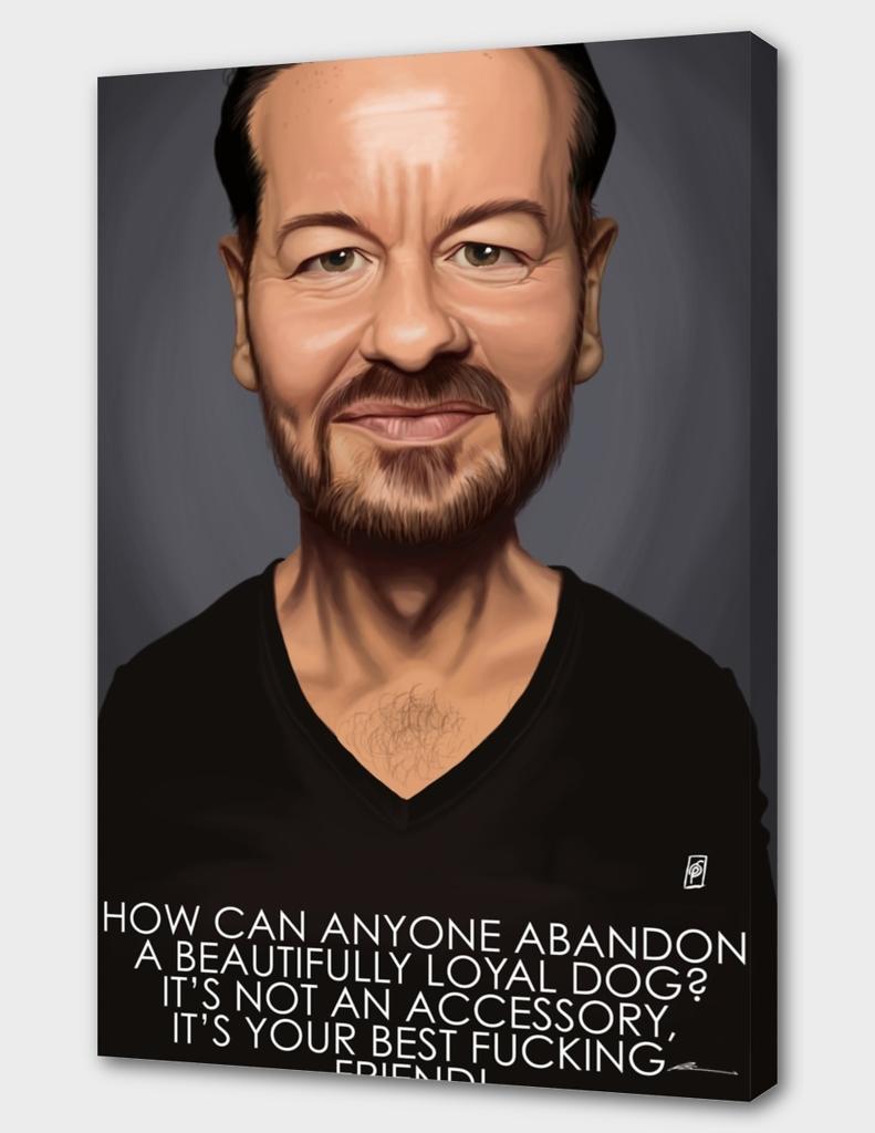 Celebrity Sunday - Ricky Gervais Special