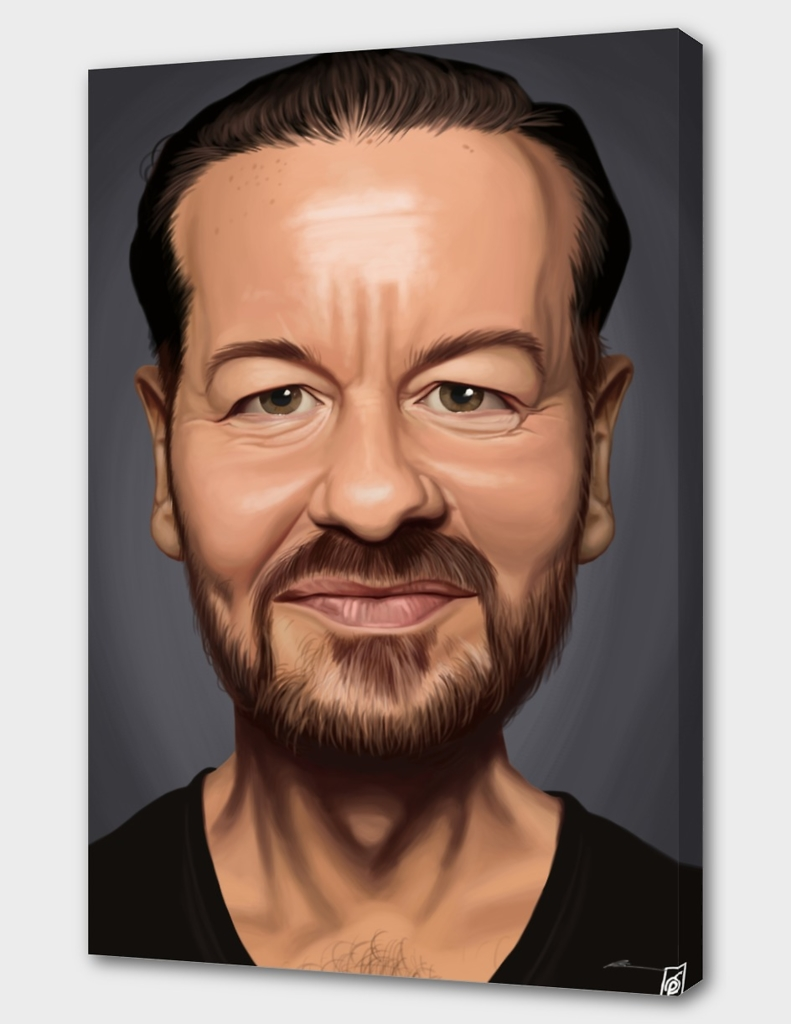 Celebrity Sunday - Ricky Gervais
