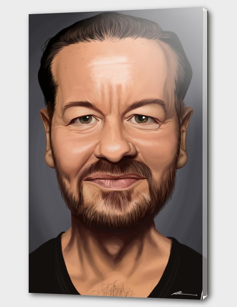 Celebrity Sunday - Ricky Gervais
