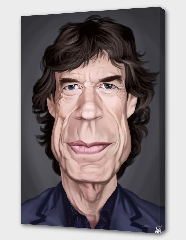 Celebrity Sunday - Mick Jagger