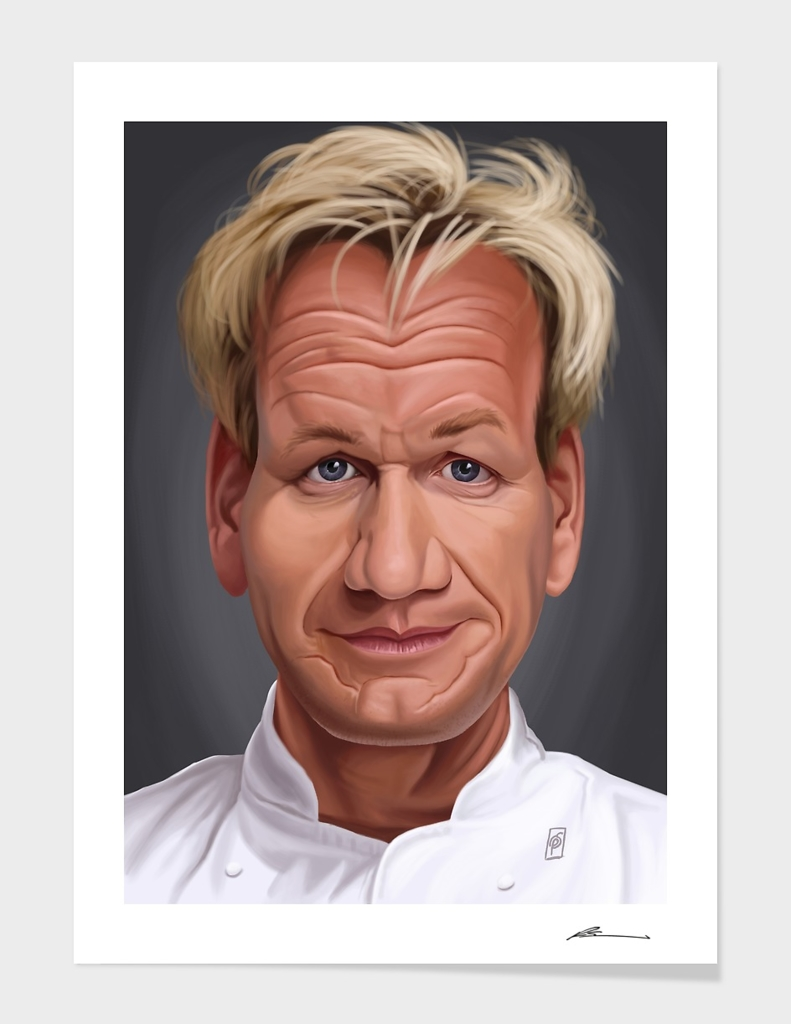 Celebrity Sunday - Gordon Ramsey