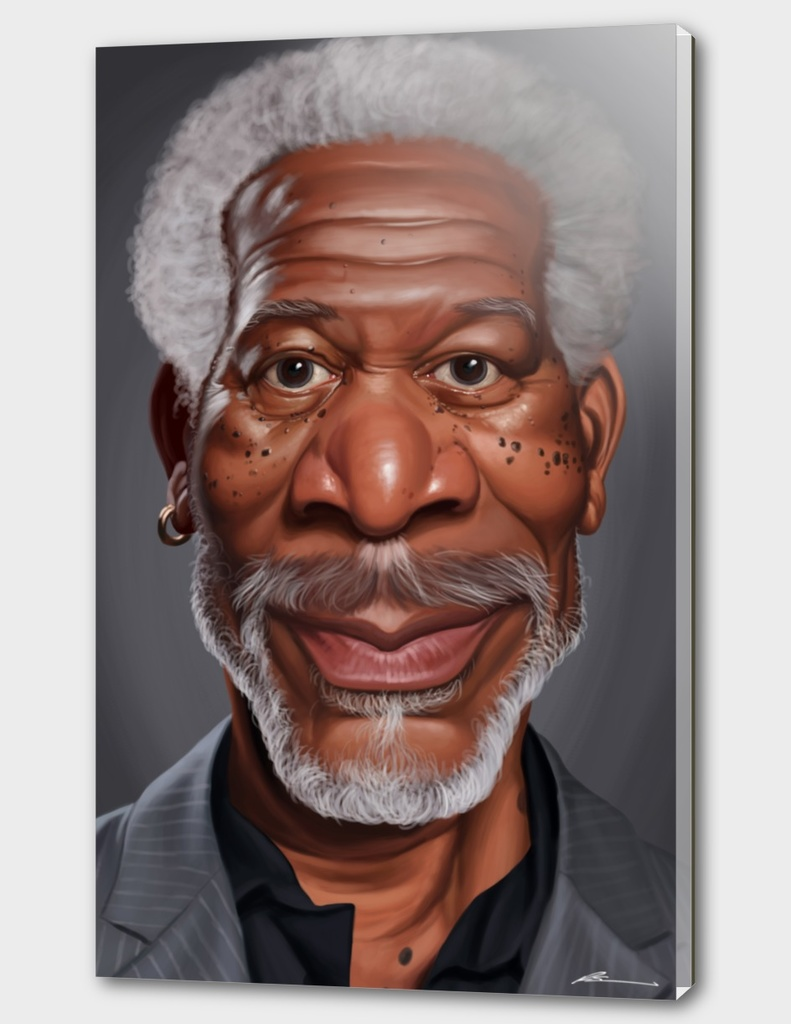 Celebrity Sunday - Morgan Freeman