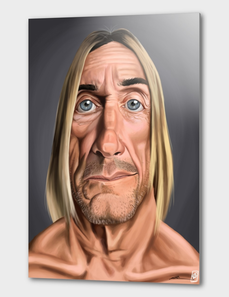 Celebrity Sunday - Iggy Pop
