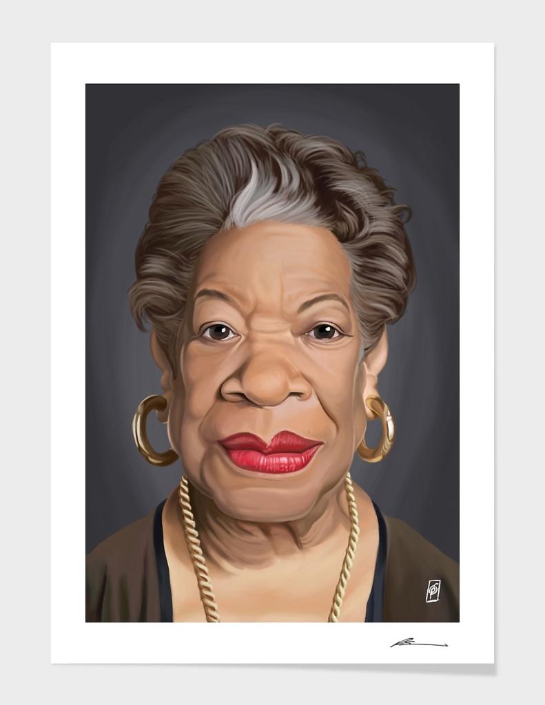 Celebrity Sunday - Maya Angelou