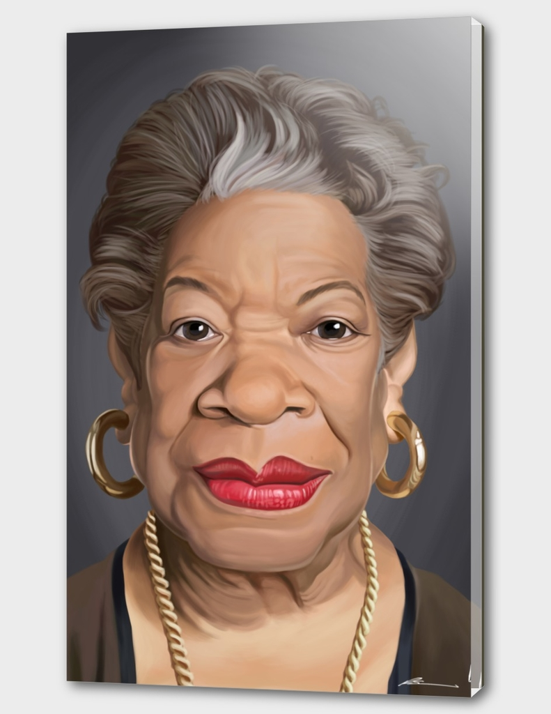 Celebrity Sunday - Maya Angelou