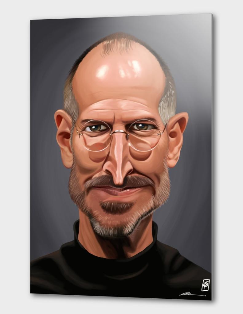 Celebrity Sunday - Steve Jobs