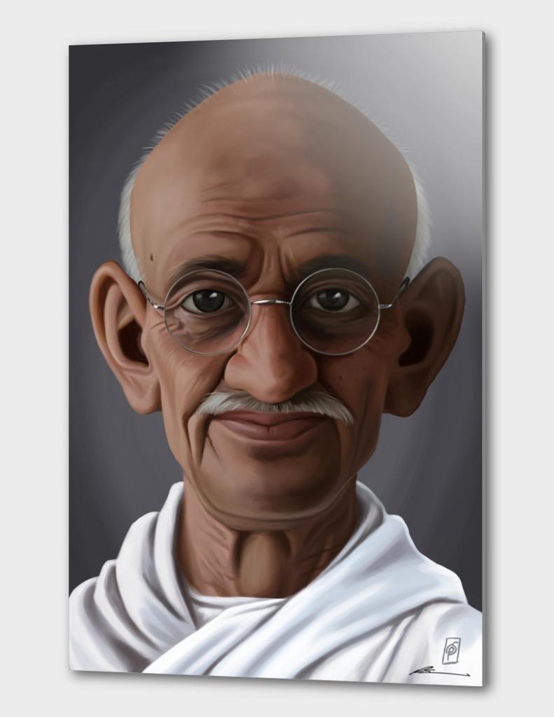 Celebrity Sunday - Mahatma Gandhi