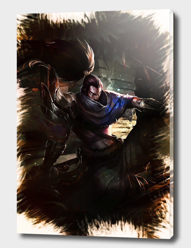 League Of Legends YASUO