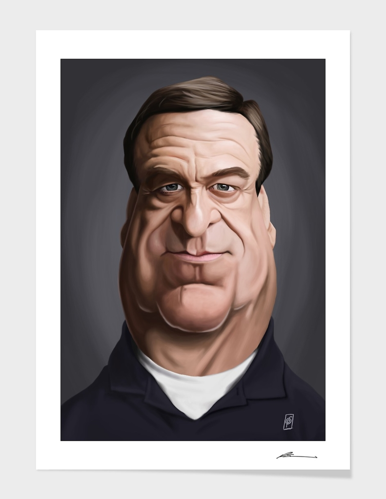 Celebrity Sunday - John Goodman