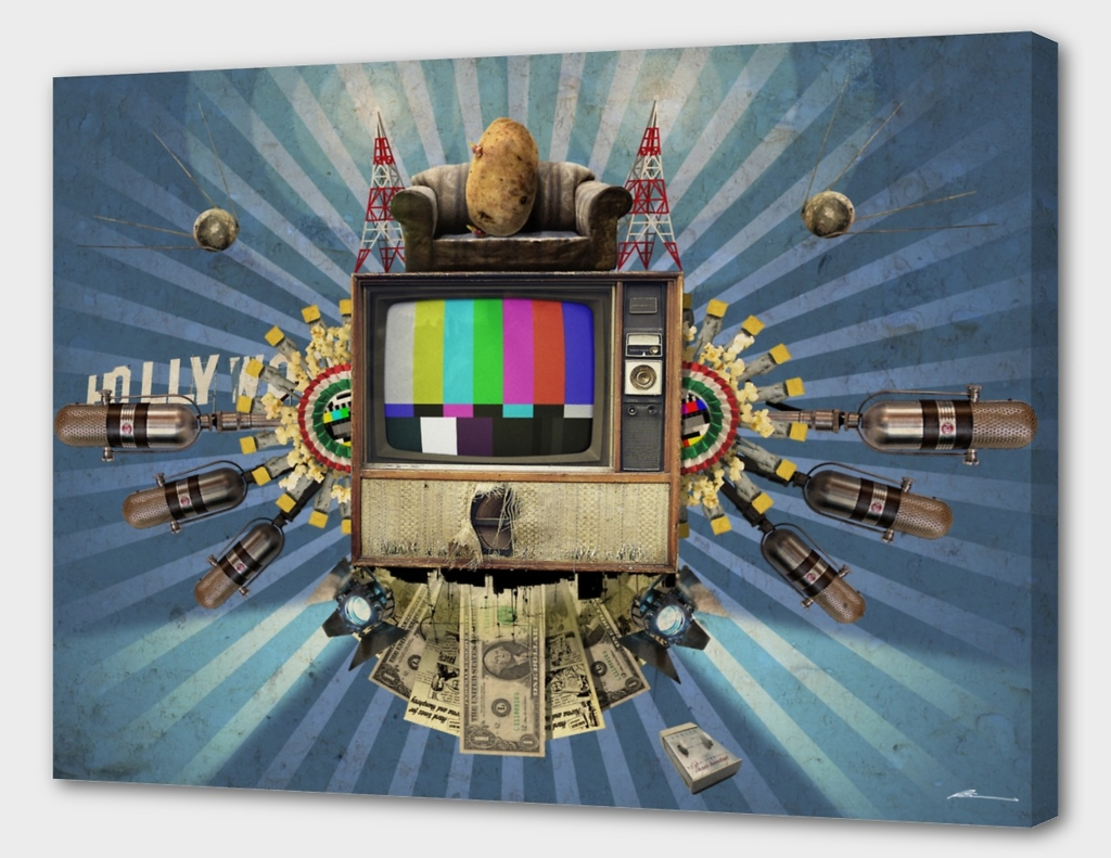 The Television Will Not Be Revolutionised!