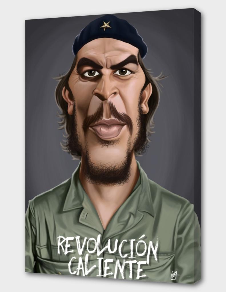 Celebrity Sunday - Che Guevara (revolution)