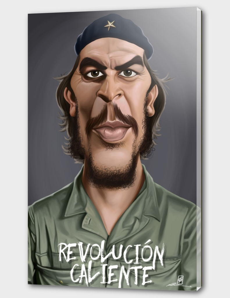 Celebrity Sunday - Che Guevara (revolution)