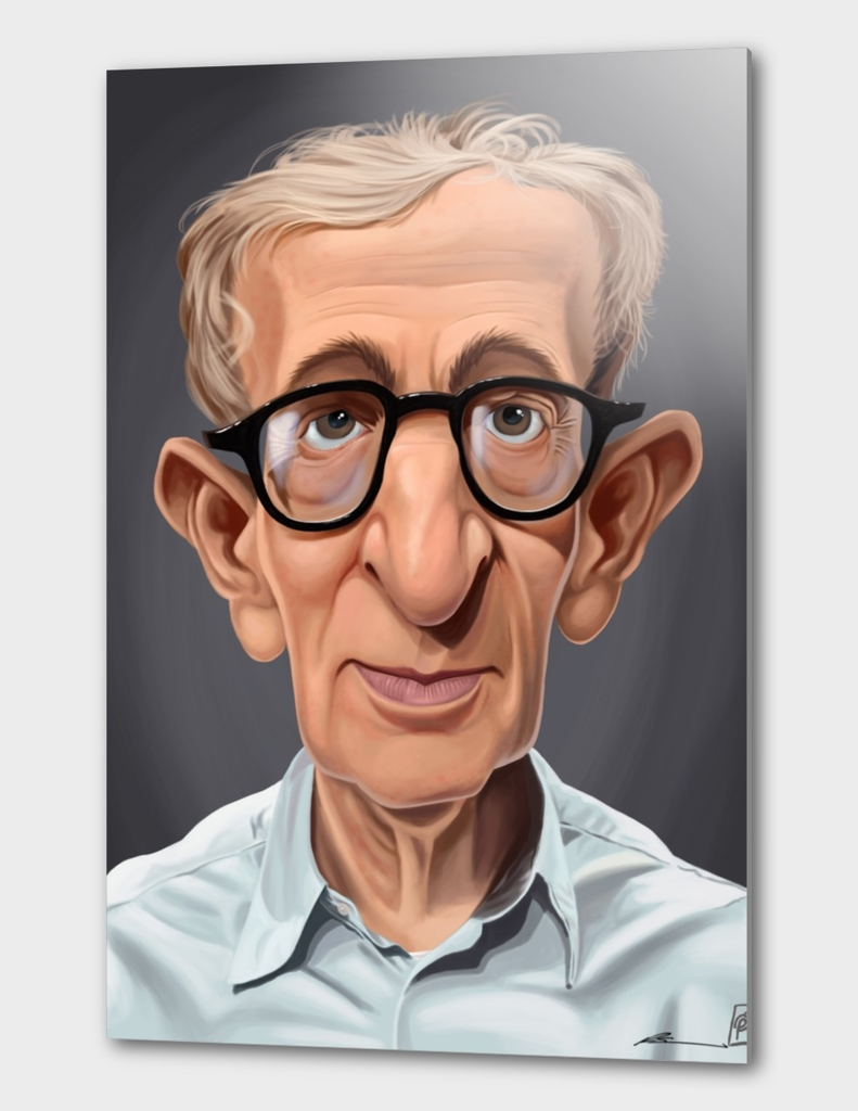 Celebrity Sunday ~ Woody Allen