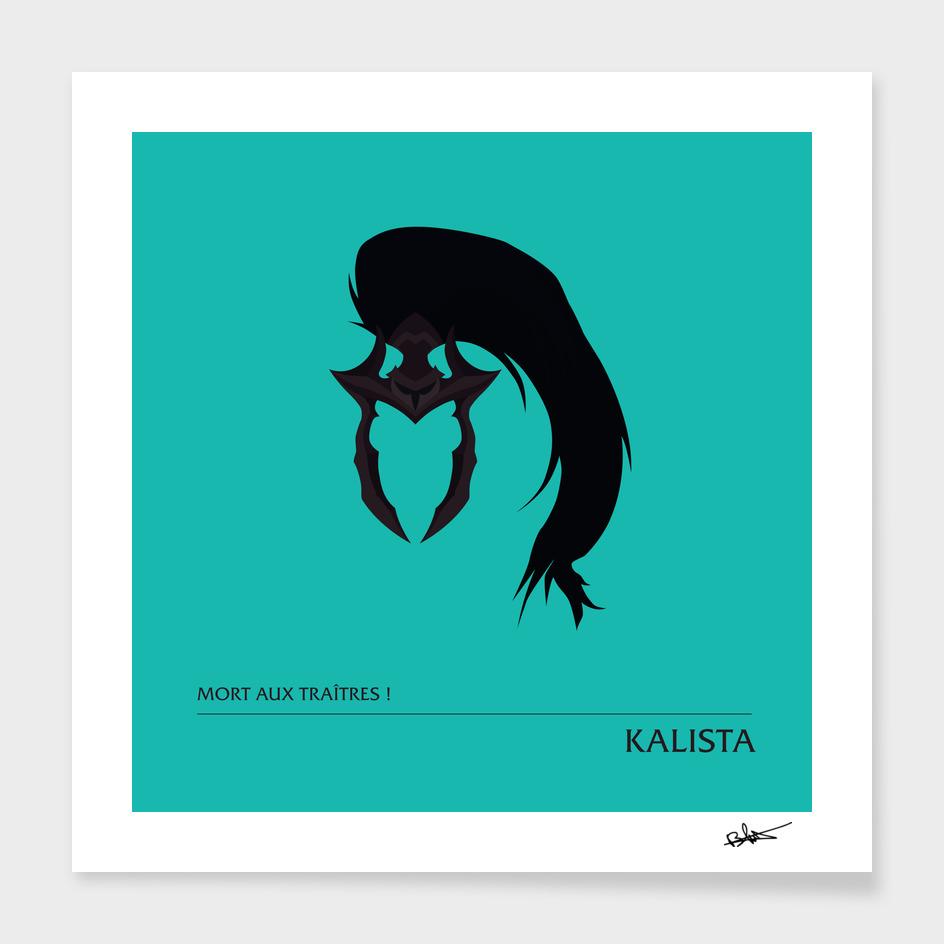 Kalista - Lance de la vengeance