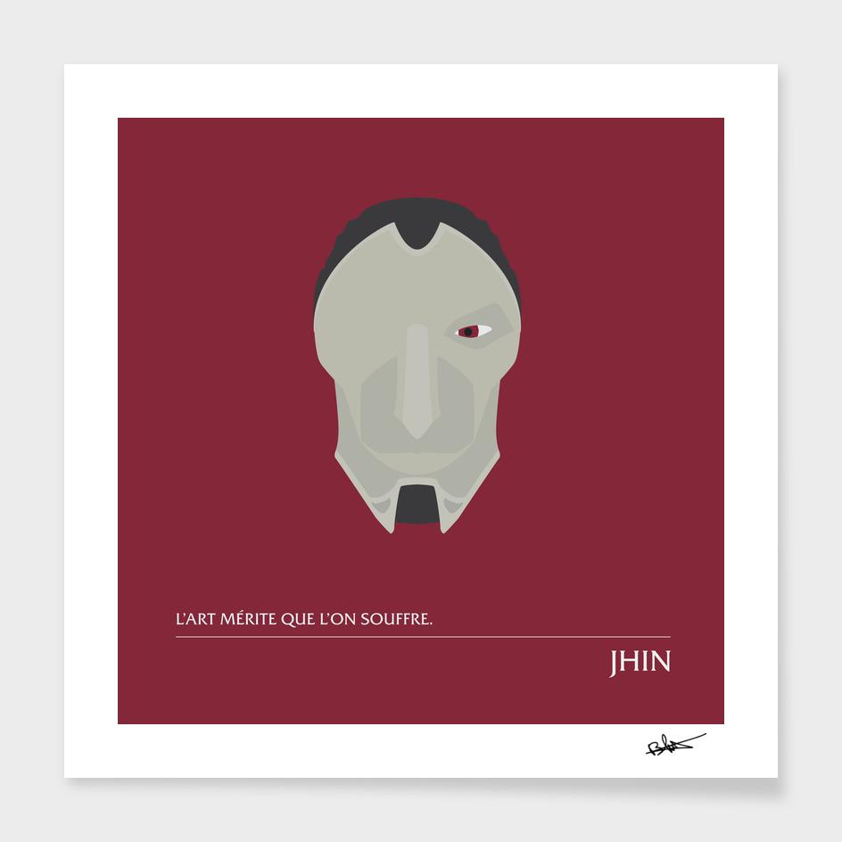 Jhin - Virtuose
