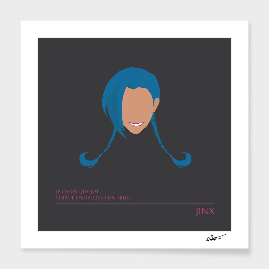 Jinx - Gâchette folle
