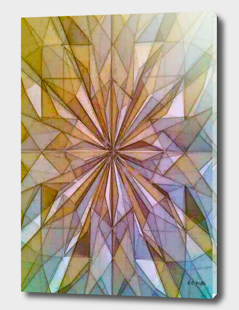 Folded Facets